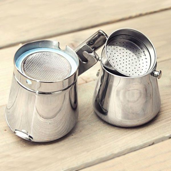 Фильтр для гейзерной кофеварки Giannini на 6 и 3 чашки Giannini